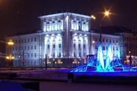 освещение фасадов в Новодвинске