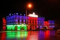 Наружное освещение: архитектурное освещение зданий и фасадов в г.Новодвинск