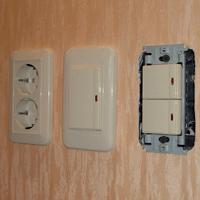 Монтаж, ремонт, замена выключателей Новодвинск